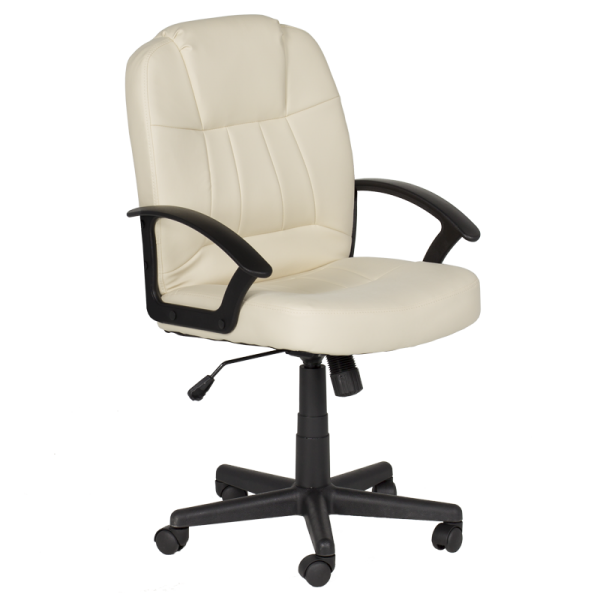 Работен стол - 6080 крем