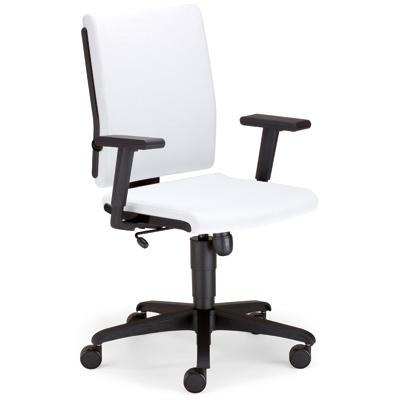 Работен стол Madame - бял