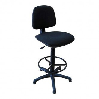 Работен стол - Pluton RB еко кожа