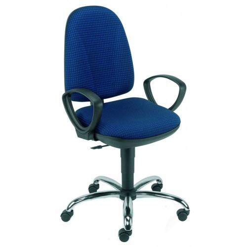 Работен стол - Pegaz Ergo син