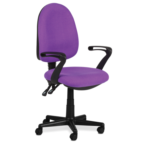 Работен стол - 6079 лилав