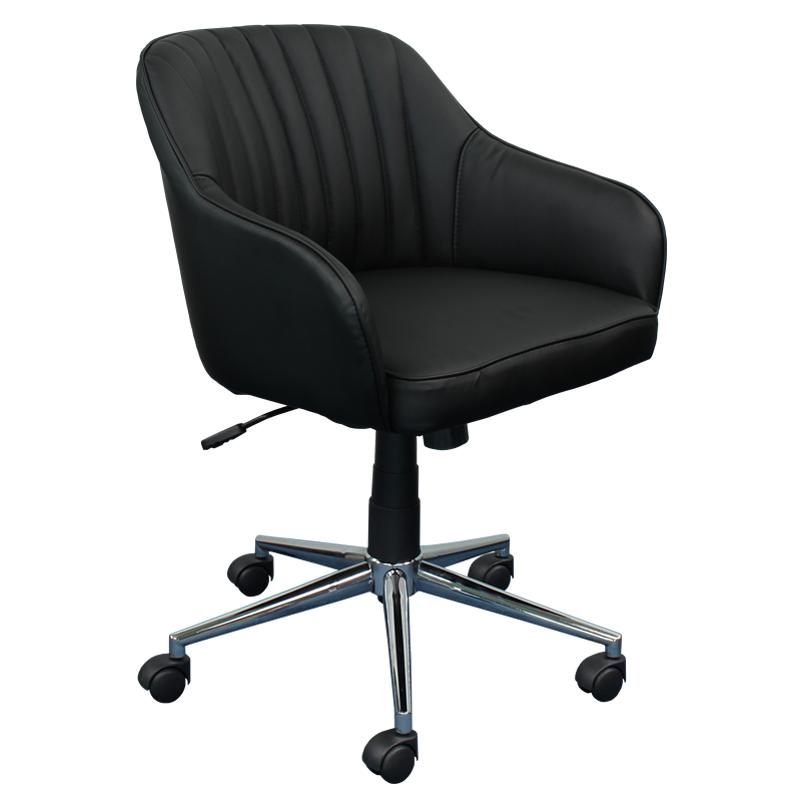 Офис кресло 2008 - черен