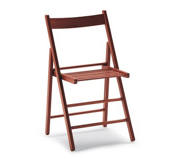 Сгъваем стол - Roby - орех