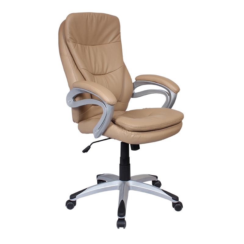 Директорски стол - 6056 бежов