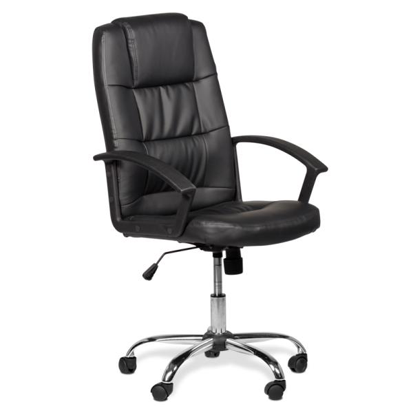 Директорски стол - 6076 черен