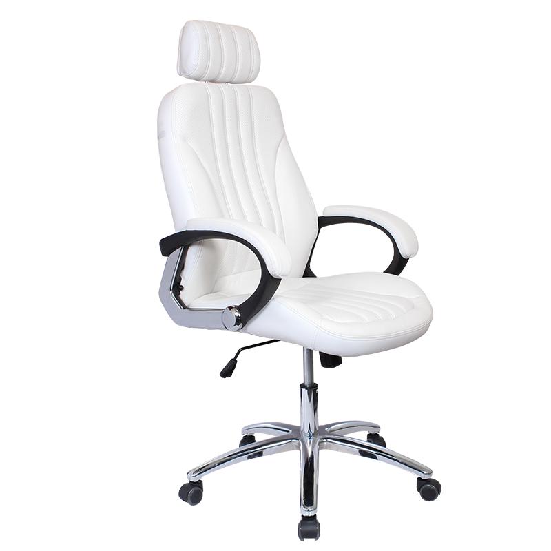 Директорски стол - 6058 бял
