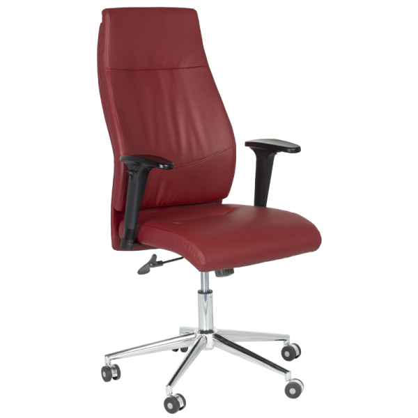 Директорски стол - 6047 вишна