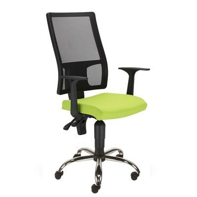 Работен стол - Taktik Chrome
