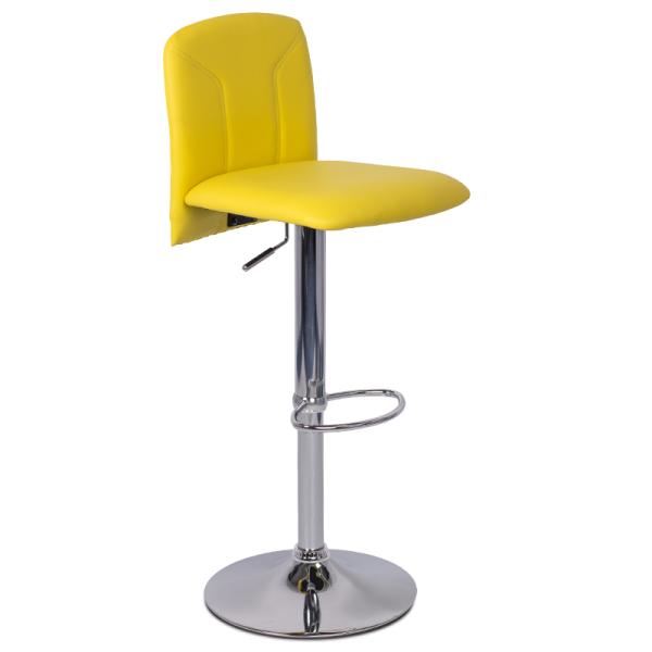 Бар стол 3065 - жълт