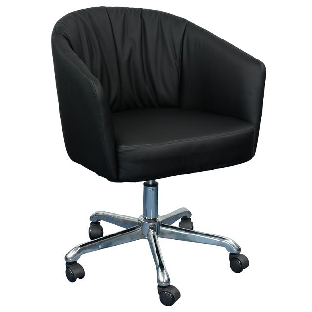 Офис кресло 2010 - черен