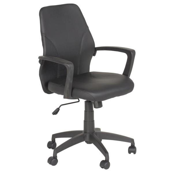 Работен стол - 6025 черен