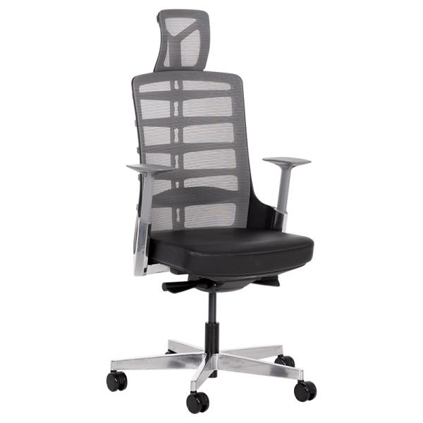 Директорски стол - Alberto черен