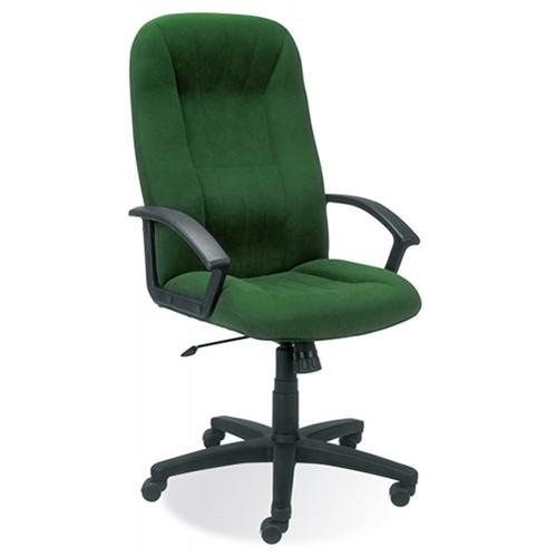 Директорски стол - Mefisto зелен