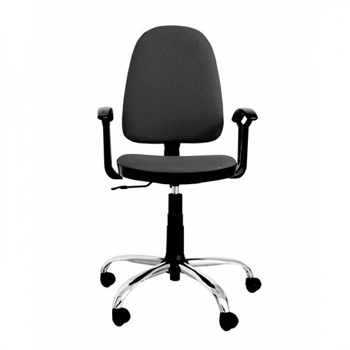 Работен стол Prestige Steel - сив