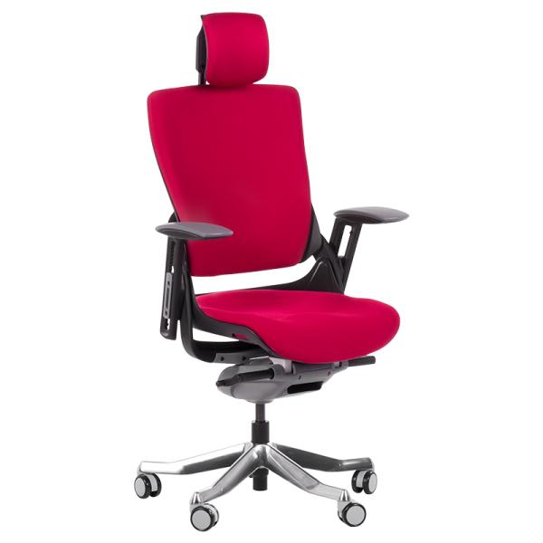 Директорски стол - Bruno червен