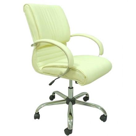 Работен стол Kotis LB - крем