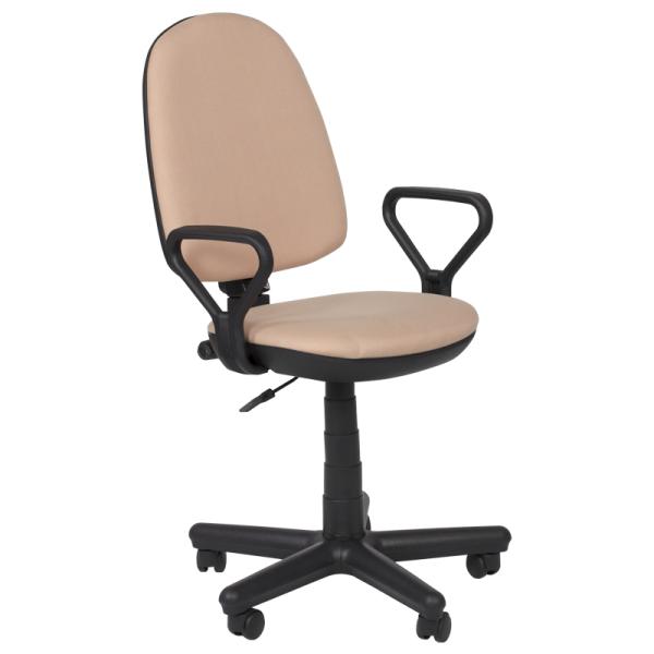 Работен стол - Comfort бежов