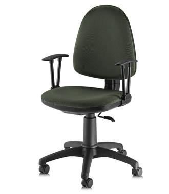 Работен стол - Flite  черен