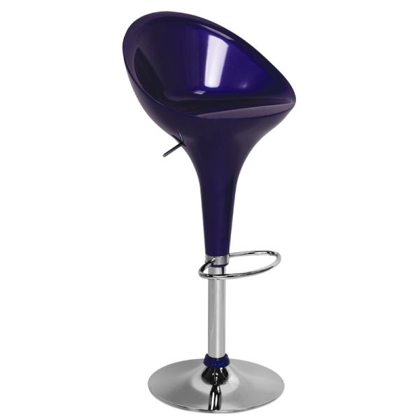 Бар стол 3070 - лилав