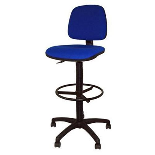 Работен стол - Pluton RB син