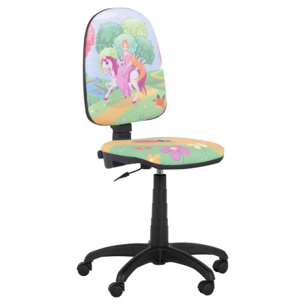 Детски стол - Принцеси
