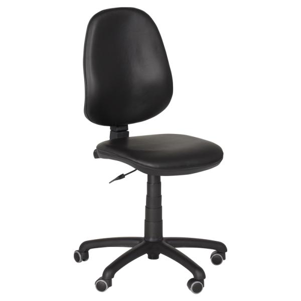Работен стол - Polo черен