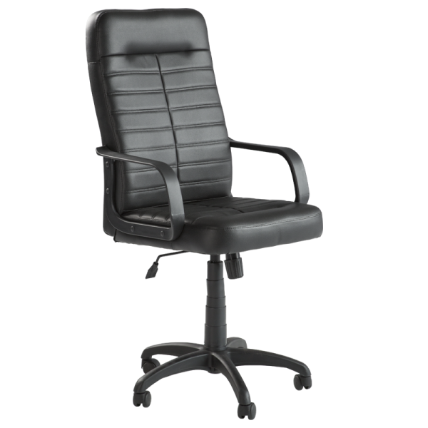 Директорски стол Ledli - черен