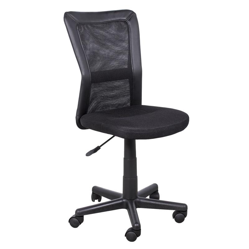 Детски стол - 7021 черен