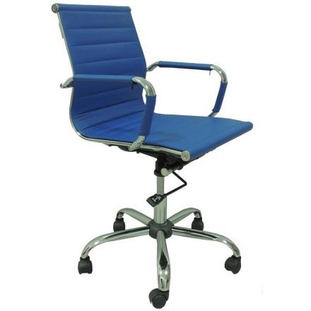 Работен стол Senso LB-син