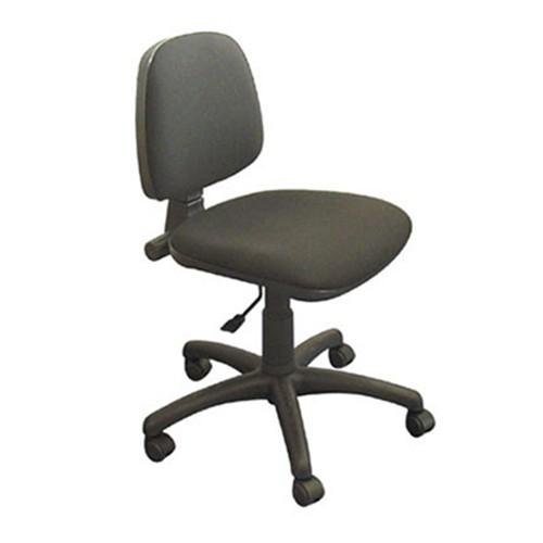 Работен стол Pluton - черен