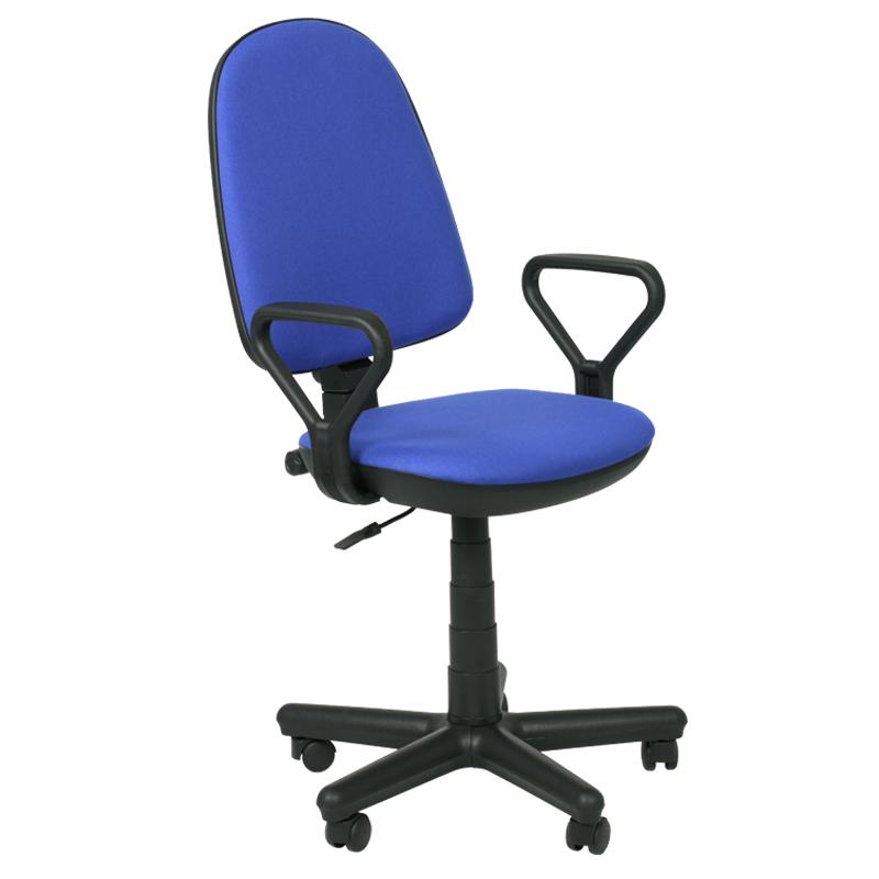Работен стол - Comfort син