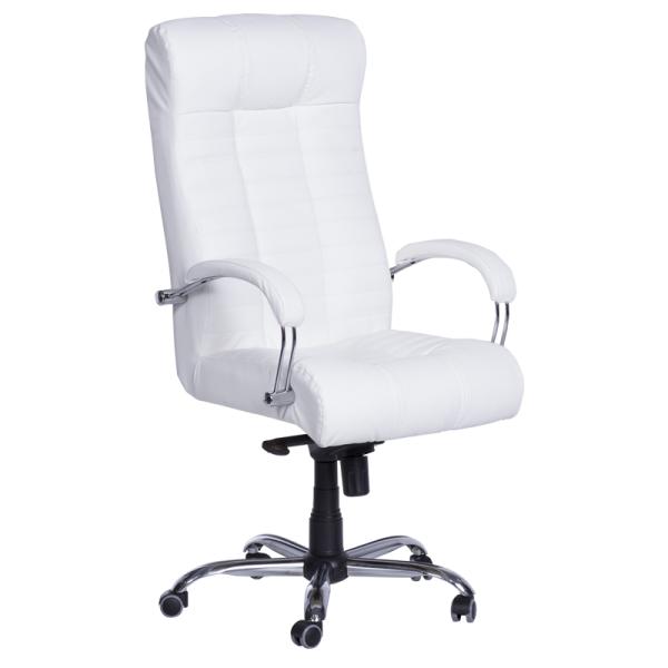 Директорски стол - Cave бял