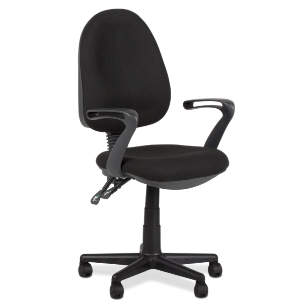 Работен стол - 6079 черен