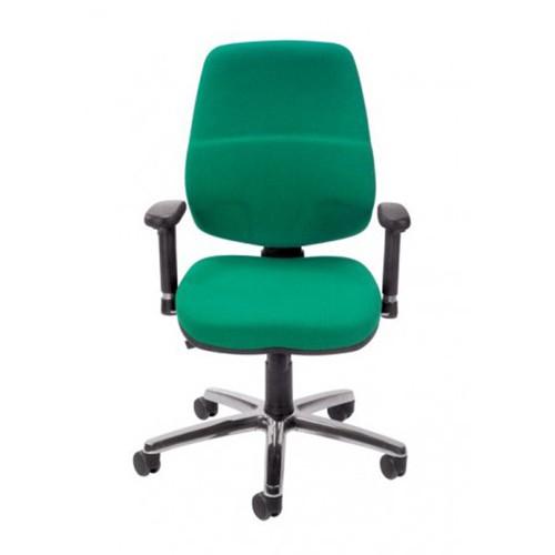 Работен стол T-bar 10 зелен