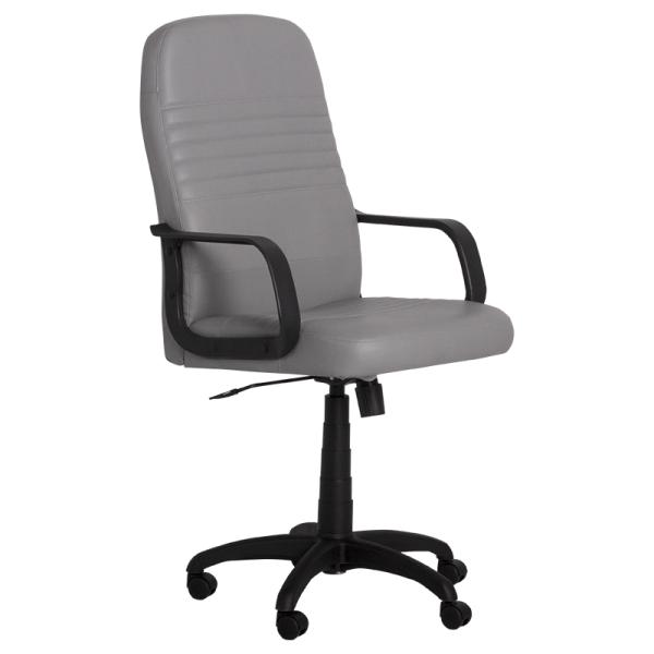 Директорски стол - Faraon светло сив