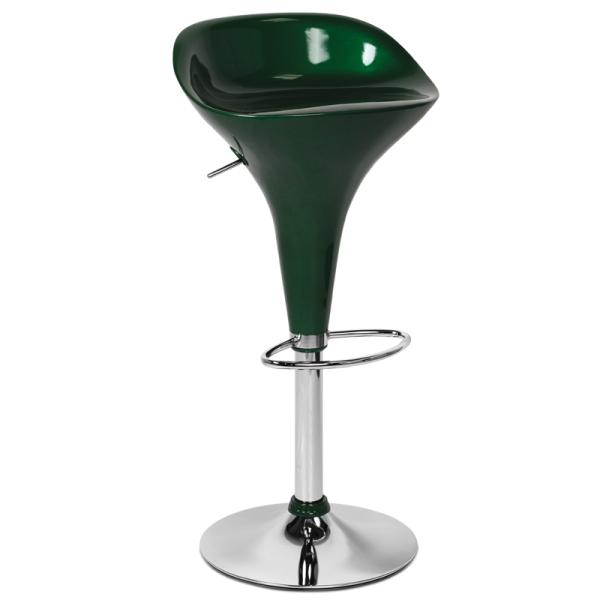 Бар стол 3071 - зелен