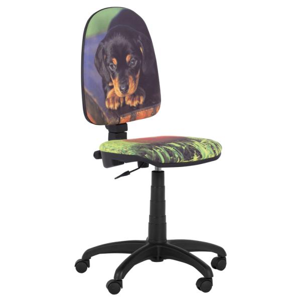 Детски стол - Куче