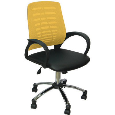 Работен стол Rony-жълт