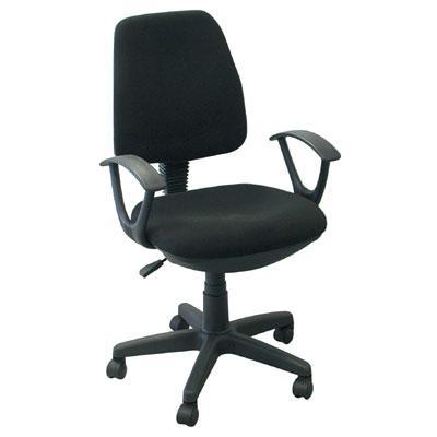 Работен стол Task - черен