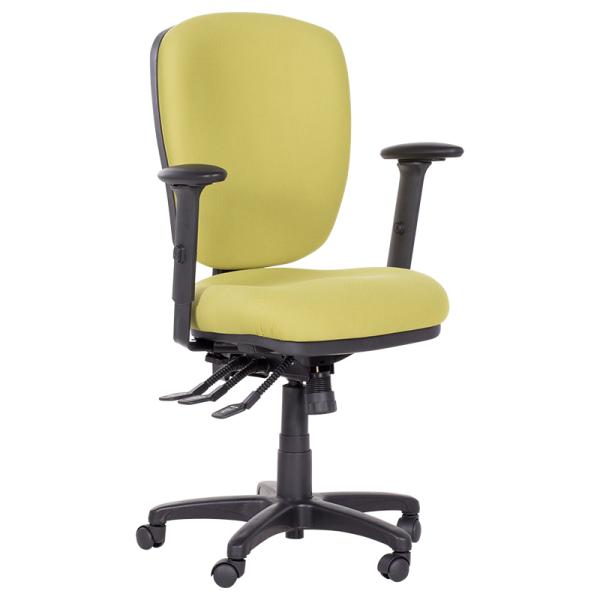 Работен стол - Clara зелен