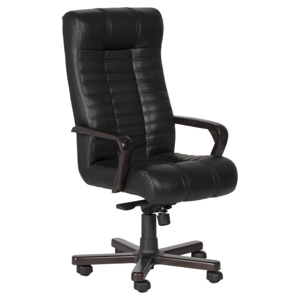 Директорски стол - Atlas черен
