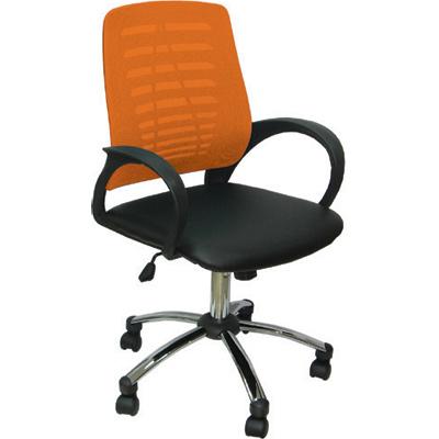 Работен стол Rony-оранжев