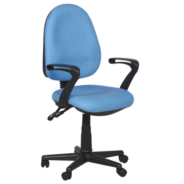 Работен стол - 6079 светло син