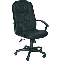 Директорски стол - Riko черен