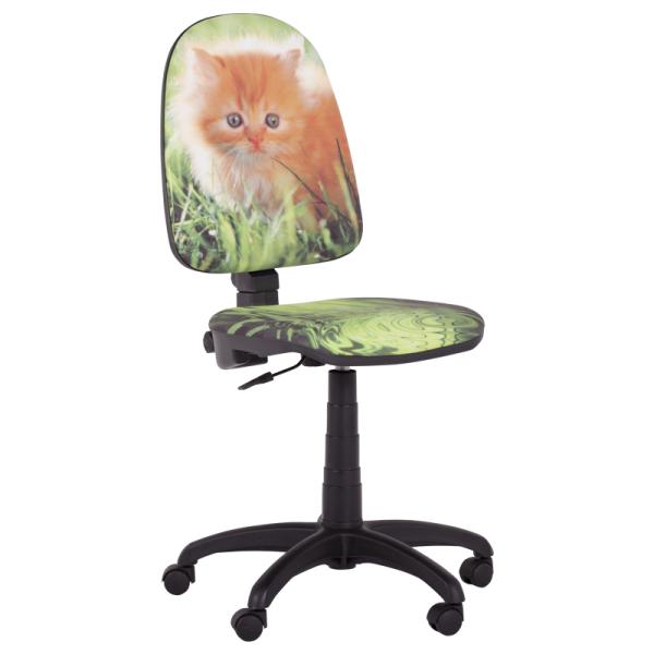Детски стол - Коте