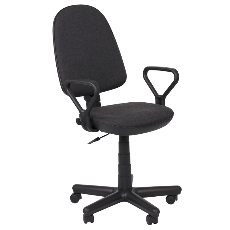 Работен стол - Comfort сив