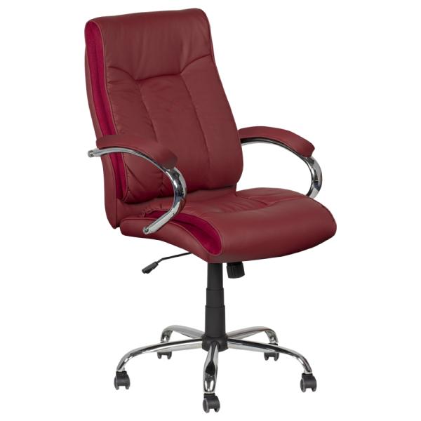 Директорски стол - 6508 вишна