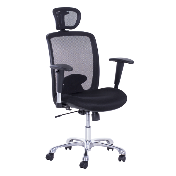 Работен стол - 7515 черен