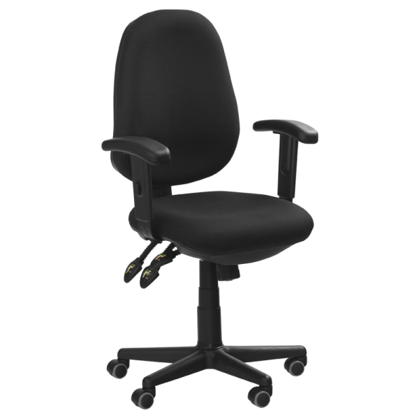 Работен стол - 6199 черен