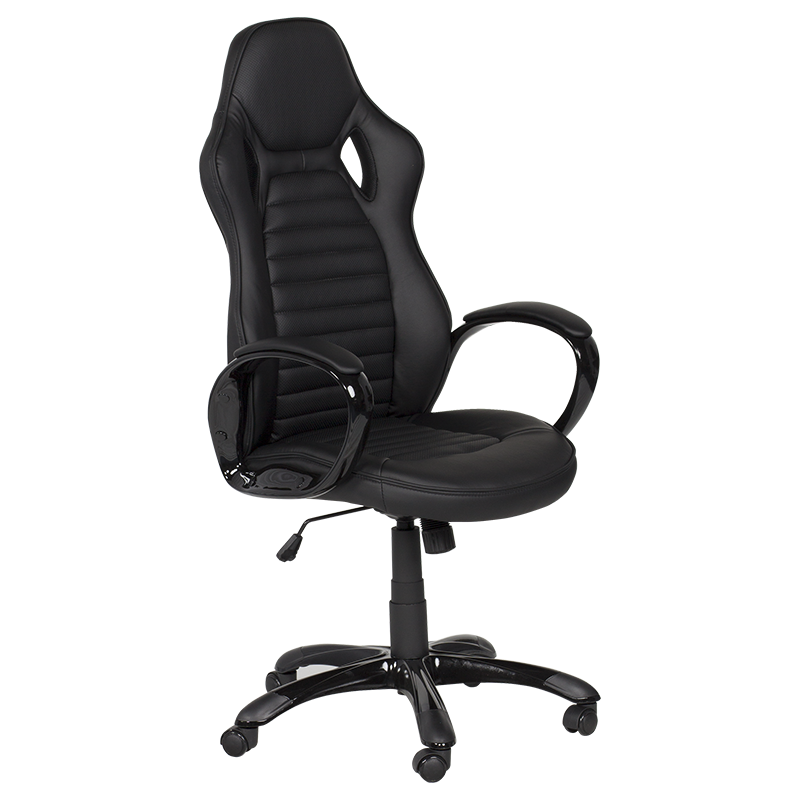 Директорски стол - 7502 черен